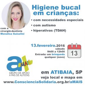 Cartaz do evento.