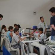 Caeté faz competição de xadrez