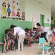 Projeto Ouvir atende 990 crianças em 2014