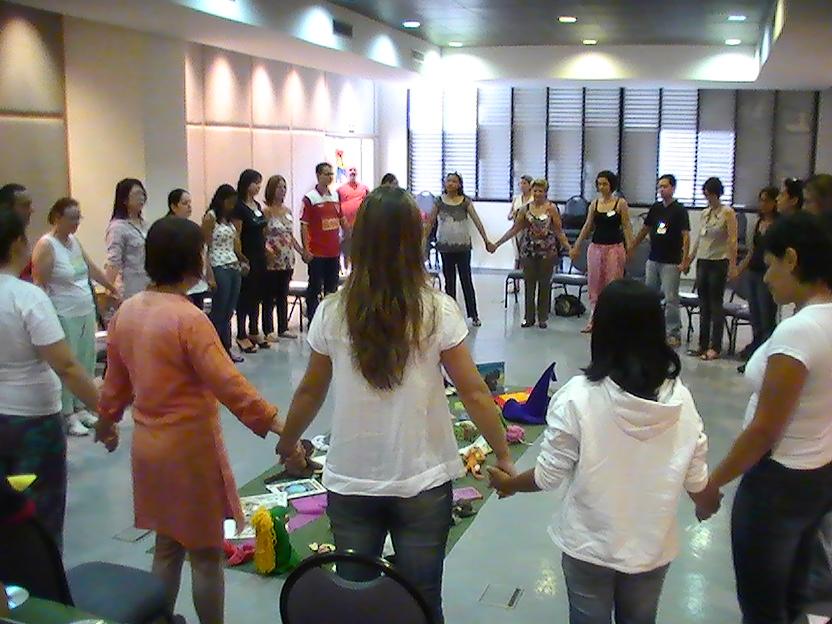 Conta Comigo lança datas do curso de Contação de Histórias para 2013
