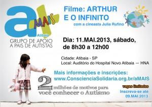 Palestra aMAIS de 11-05-2013