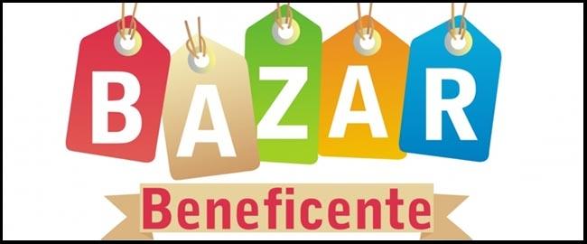 Bazar beneficente será dias 14 e 15...