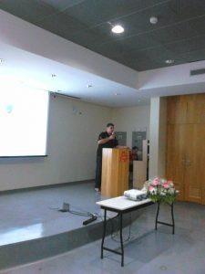 Reunião dos CMPDs da região de Atibaia.