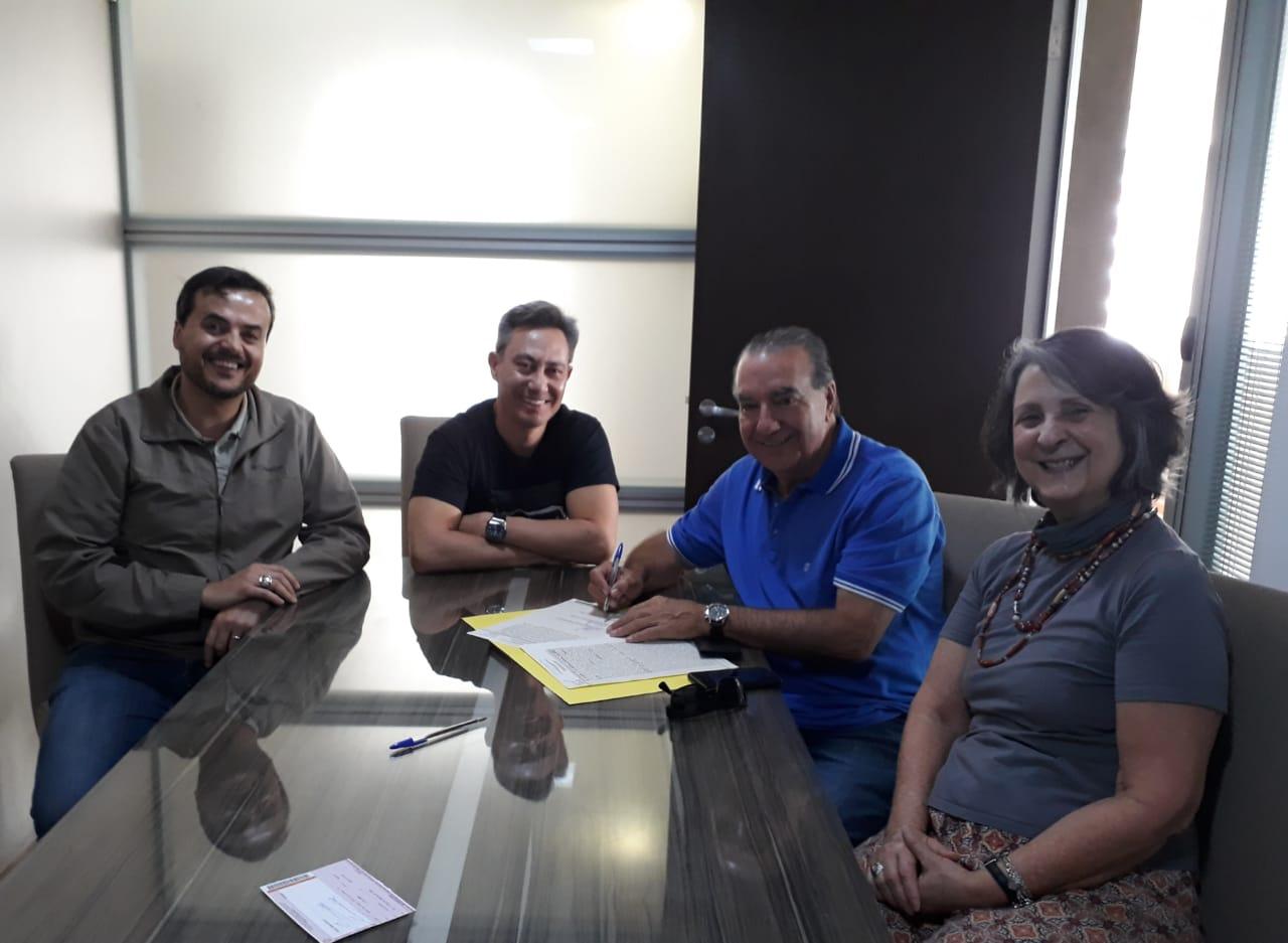Consciência Solidária recebe doação de terreno no bairro do Tanque