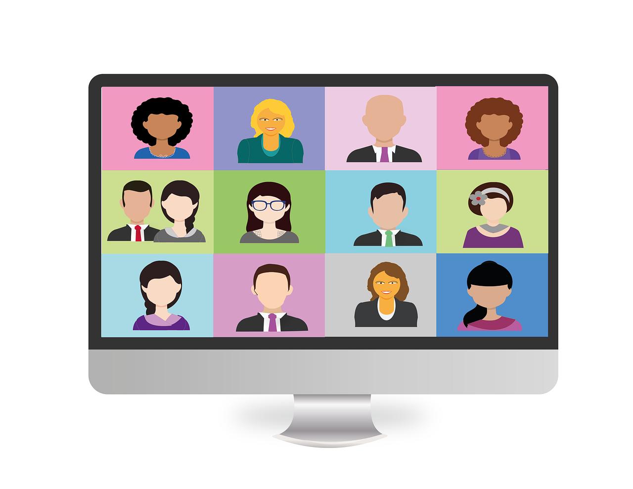 Ninhal tem feito encontros online todo mês - Consciência Solidária