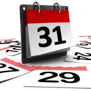 Veja o calendário 2013 do projeto Ninhal