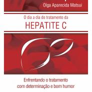Olga lança livro sobre Hepatite C